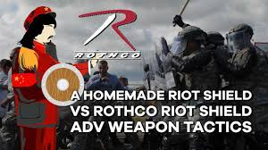 advanced weapon tactics rothco riot