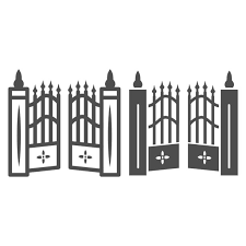 Cemetery Gate Icons 20 Free Cemetery Gate Icons Download Png Svg