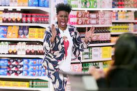 Supermarket Sweep host Leslie Jones on ...