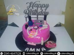 makeup kit cake for s cake