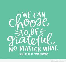 happy sunday be grateful quote
