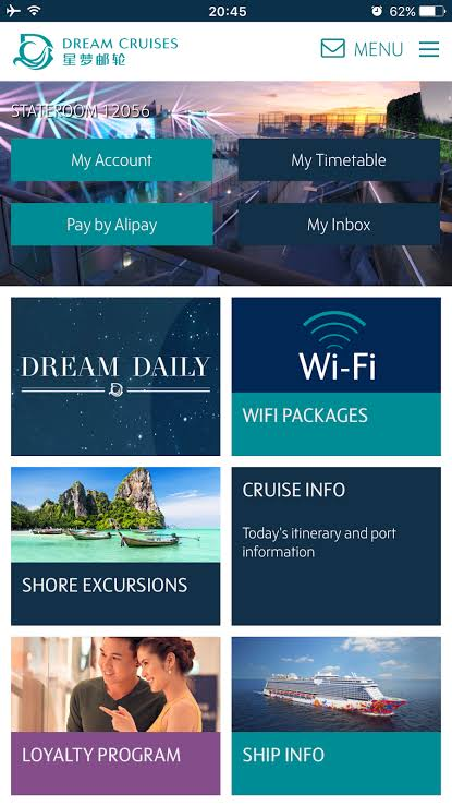 """Image result for dream cruise app"""""""