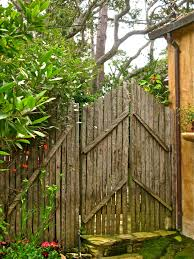 The Fence That Makes Good Neighbors Needs A Gate To Make Good Friends Once Upon A Time Tales From Carmel By The Sea
