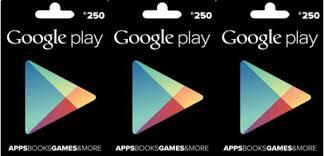 google play free gift card code