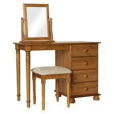 copenhagen single pine dressing table 3