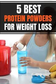 protein powders for women weight loss