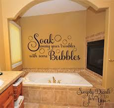 Bubble Bath Wall Decal Bathroom Decal Bathroom Sticker Wall Decal Wall Sticker Home Decor Vinyl Wall Bathroom Wall Decals Bathroom Decals Bathroom Vinyl