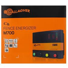 Gallagher Fencer Energizer M700 Clarkes Of Cavan Superstore Fencers