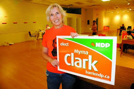 Clark opens campaign office | Simcoe.com