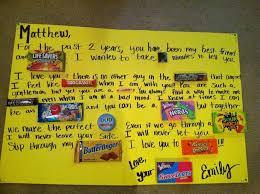 year anniversary gift ideas for boyfriend year anniversary