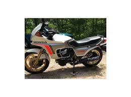 1982 honda cx500 turbo motorcycles