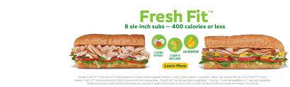 our menu subway united states