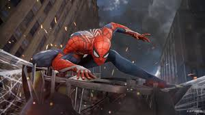 232 Spider Man Ps4 Hd Wallpapers Background Images Wallpaper