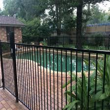 China Pool Fencing Steel Fence Fence Panel Sydne Powder Coated Garden Fence Railing Aluminum Fence Pool Fence China Fence Panel Aluminum Fence