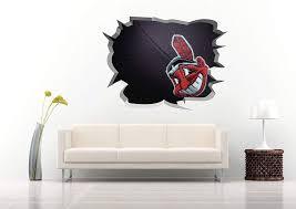 Amazon Com 3d Baseball Team Cap Wall Decal Vinyl Sticker Decor For Home Bedroom Children Baby