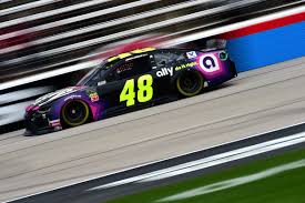 Jimmie Johnson is feeling confident about his chances at Dover