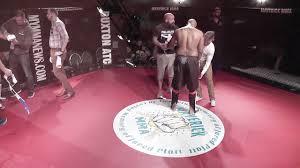 Maverick MMA - Jason Manning vs Aaron Nobles | Facebook