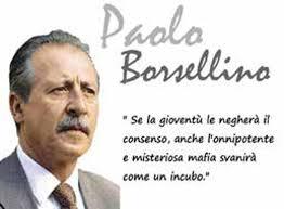Attentato a Paolo Borsellino – Oratorio Paladina