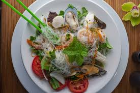 Asian Seafood Salad from Asian Mint ...