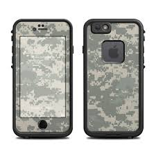 Lifeproof Iphone 6 Fre Case Skin Acu Camo By Camo Decalgirl