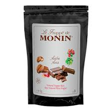 monin gourmet flavored syrups sauces