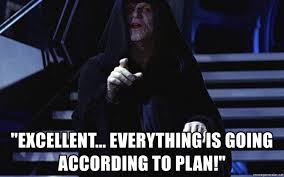 Image result for palpatine plan