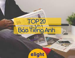 Tổng hợp 20 trang báo tiếng Anh dành cho người học ở mọi trình độ