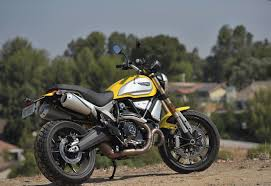 2018 ducati scrambler 1100 md ride