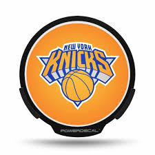 Powerdecal Pwr81001 New York Knicks Backlit Led Decal