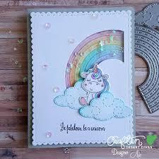 Be Fabulous Be A Unicorn Tarjetas Interactivas Tarjetas