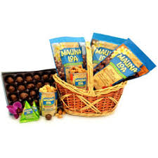 macadamia favorites gift basket
