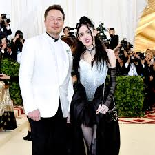 Grimes and Elon Musk Have Edited Their Unusual Baby Name | Vogue