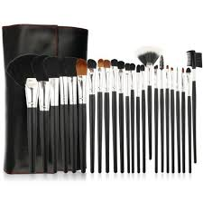 china professional makeup brush set