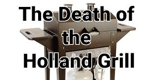 the of the holland grill bbq