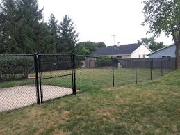 Chain Link Fence Milwaukee Chain Link Fencing Badger Fence