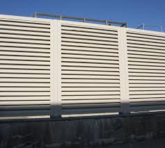 Louvered Fence Systems Gallery American Fence Company Sioux City