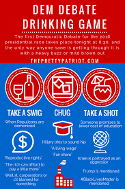 dem debate drinking game - Google ...