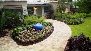 modern decoration garden ideas for
