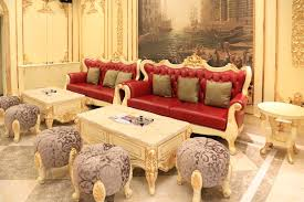 China European Lounge Chair Living Room Kids Furniture Fabric Ottoman Pouf Photos Pictures Made In China Com