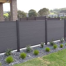 Long Life Wood Plastic Fence The Average Cost For Composite Fence Fence Design Vinyl Fence Panels Backyard Fences