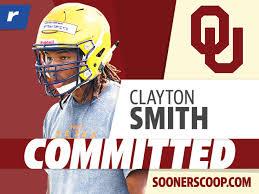 JayhawkSlant - Rivals250 OLB Clayton Smith commits to Oklahoma