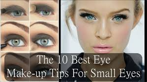best makeup for small eyes she pk