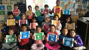 What Sustainable Development Goals mean for your curriculum | Microsoft EDU