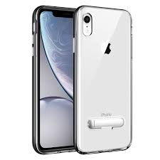 iphone xr slim transpa case with