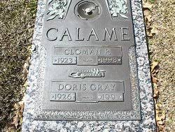 Doris Iva Gray Calame (1926-1991) - Find A Grave Memorial