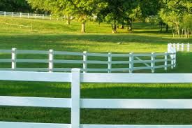 Pvc And The Environment Country Estate Vinyl Fence