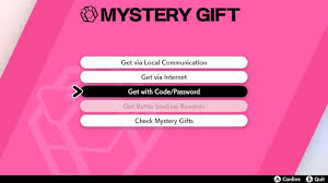 Pokemon Sword and Shield - How To Get Ball Guy Mystery Gift Codes ...