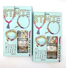 stmt diy leather jewelry kit by