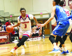 Turner's 43 ousts Lady Titans in Region – The Harrodsburg Herald