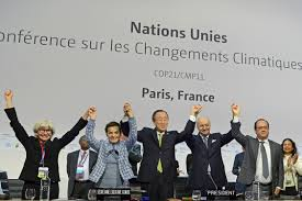 Paris Climate Agreement Begins Today ...